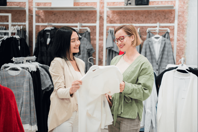 how fashion bloggers get clothes